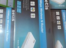 راوتر إنترنت / مقوي إشارة نت WiFi / Access Point