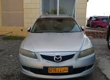 Gasoline Fuel/Power   Mazda 6 2007