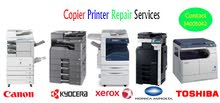 provdes services of printer photocopier  repair maintenance