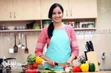 خدمات منزلية طبخ وتنظيف