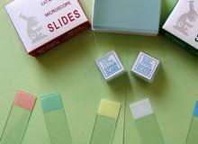 dental slides شرائح ميكروسكوبية لطب الأسنان