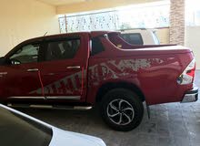 Toyota Hilux 2018 For sale - Red color
