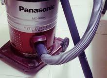 Panasonic vacum cleaner 15 watt 17 lit