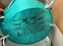 كمامات m3 1860 N95