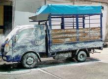 For a Month rental period, reserve a Kia Bongo 2011