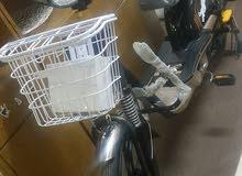 دراجة شحن كهرباء