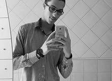 شاب مصري يبحث عن عمل