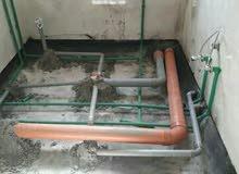 plumber electrical maintenance work سباك أعمال الصيانة الكهربائية
