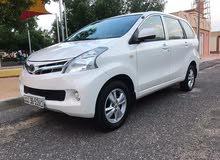 White Toyota Avanza 2015 for sale