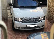 Range Rover 2012 for rent in Irbid