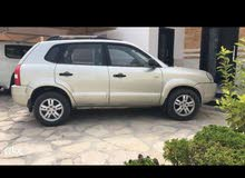 Hyundai Tucson 2008 For sale - Beige color