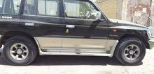 سياره بيجيرو للبيع
