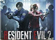 مطلوب Resident Evil 2