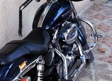 Buy a Harley Davidson motorbike made in 2009