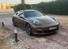 Porsche Panamera car for sale 2011 in Kuwait City city