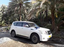 Nissan Patrol 2011 For sale - White color