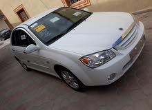 Automatic White Kia 2005 for sale