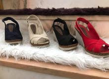 أحذية بكعب سابو