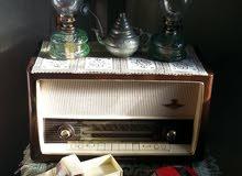 راديو تراثي قديم نوع نوردمندي بحال الجديد
