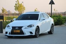 White Lexus IS 2014 for sale