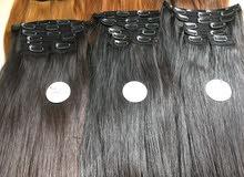 شعر طبيعي فيرجن 100 %