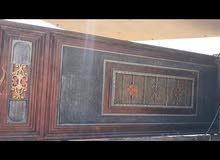 بيع باب سحاب رئيسي لبوابة خارجية مستعمل