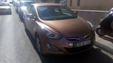 Renting Hyundai cars, Elantra 2016 for rent in Amman city