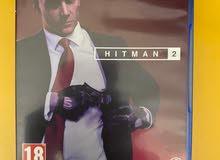 لعبة  hit man 2