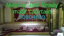 Making and Ready mate caurtain