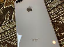 ايفون 8بلس للبيع او للبدل علىX