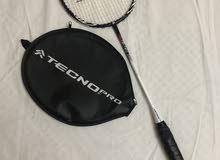 tecno pro badminton racket