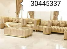 Making and fixing Furniture, buying and installing wallpaper, curtains, and carp
