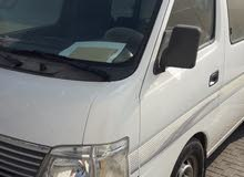 Nissan Urvan 2.4 twin cam