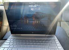 hpspectre x360 core I.7 7th gen laptop
