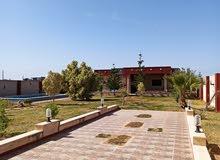 استراحة للبيع 1100م(خلة فارس) بالقرب من شيل الرحمة