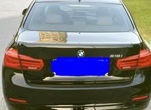 for sale BMW318i  2016  للبيع