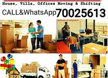 Qatar doha Movers & Packers moving shifting