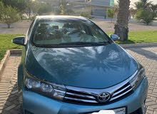 COROLLA GLI 2014 FULL OPTION