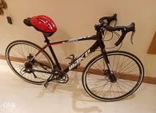 للبيع دراجة هوائية استخدام مرتين فقط