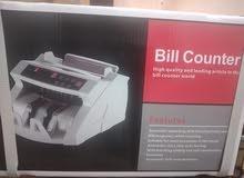 ماكينه عد النقود من ماركه bill counter