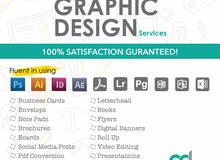 Design & Printing Services available