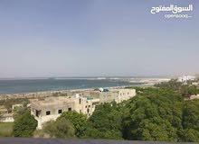 شقة مطلة على البحر للبيع... في زاوية الدهماني،،،