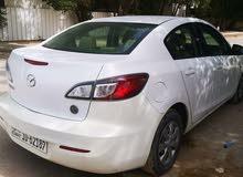 سياره مازدا 3 موديل 2012 للبيع