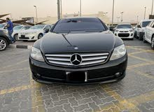 Mercedes CL550 imported from Japan model 2008