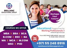 Brillianz Education UAE