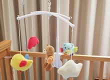 جهاز تنويم الطفل الرضيع للبيع_ Musical newborn play toy for sale