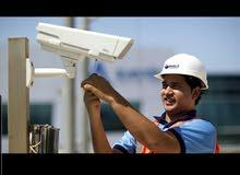 مطلوب للعمل فني كاميرات مراقبة درجة اولي