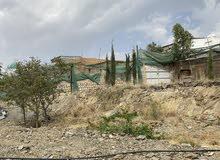 ارض بالباحه للايجار السنوي مساحتها 1600 بجانب مجمع العثيم