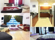 Dubai Apartment Rental - Furnished 2 BHK Apartment for rent - All Inclusive