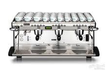 ماكينة قهوة رانشيلو كلاس 8 فول تماتيك (تاتش)